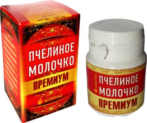 Пчелиное молочко ПРЕМИУМ