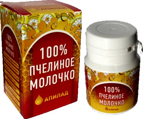100% Пчелиное молочко